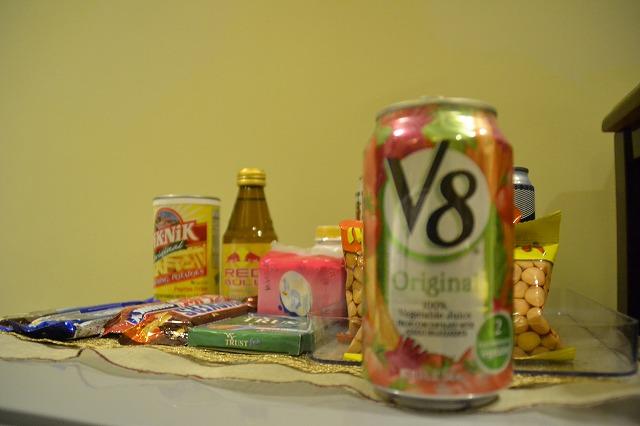 キャンベルV8野菜ジュース