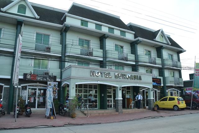 ホテルユーロアジアのマッサージ店