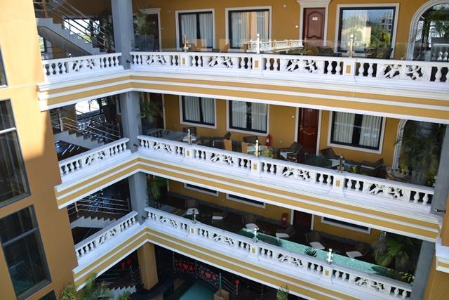 ABCホテル - 別棟の様子