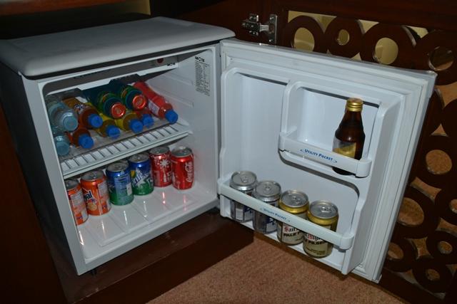 ザ・ミントホテル - 冷蔵庫