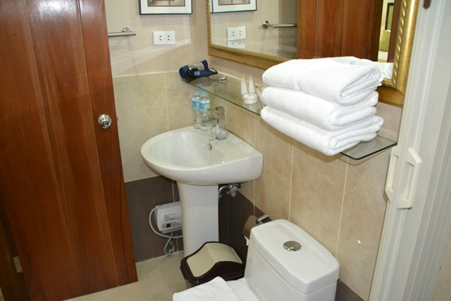 ザ・ミントホテル - トイレ付近