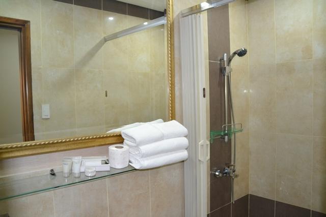 ザ・ミントホテル - シャワールーム