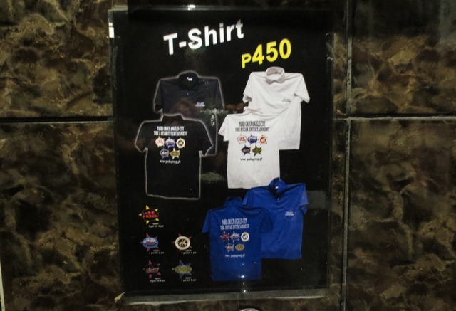PASH GROUP T-SHIRT