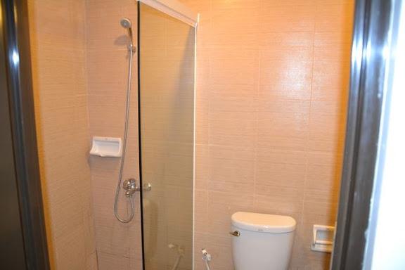 ラ・テレシータのシャワー