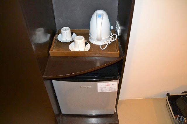 ラ・テレシータ - 湯沸かし&冷蔵庫