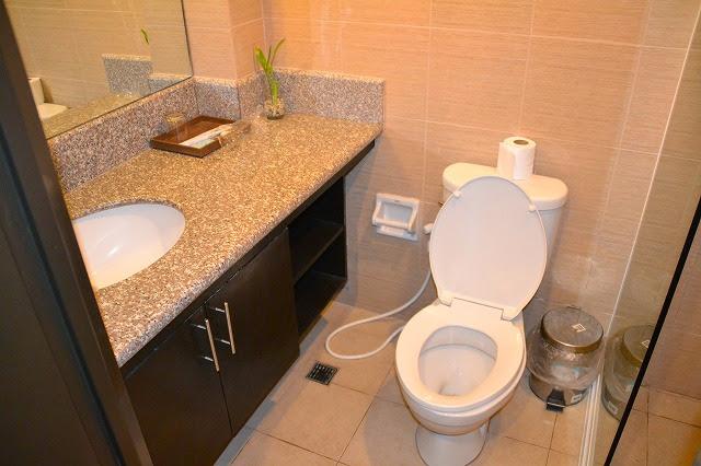 ラ・テレシータ - トイレ&洗面