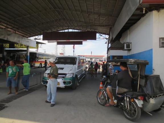 Dau Mabalacat Bus Terminal