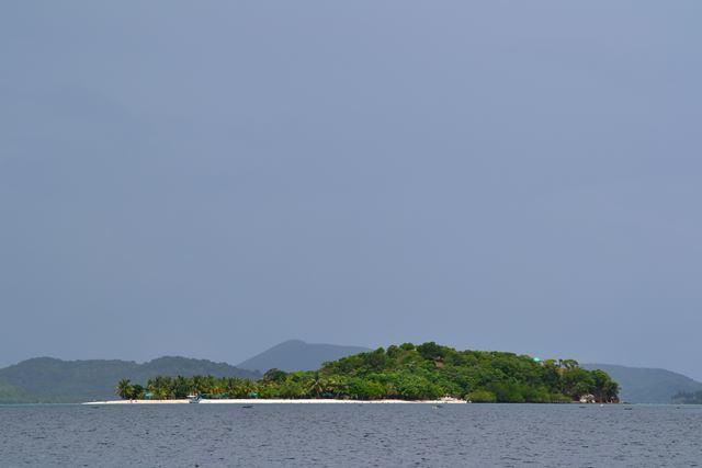 パスアイランド - 島全体の様子