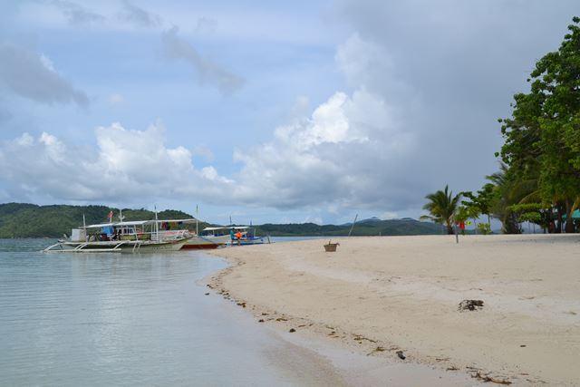 パスアイランド - ビーチの様子