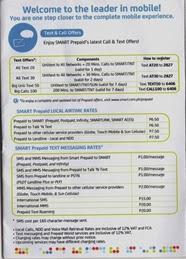 SMART LTE(4G) PRIPAID SIM(4)