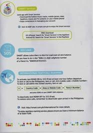 SMART LTE(4G) PRIPAID SIM(6)