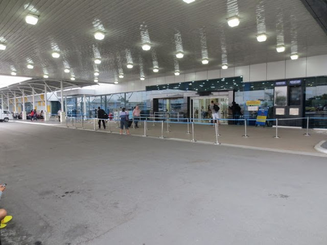 新しくなったクラーク国際空港