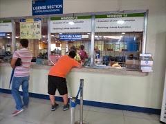 フィリピン運転免許証にコンバート(4)