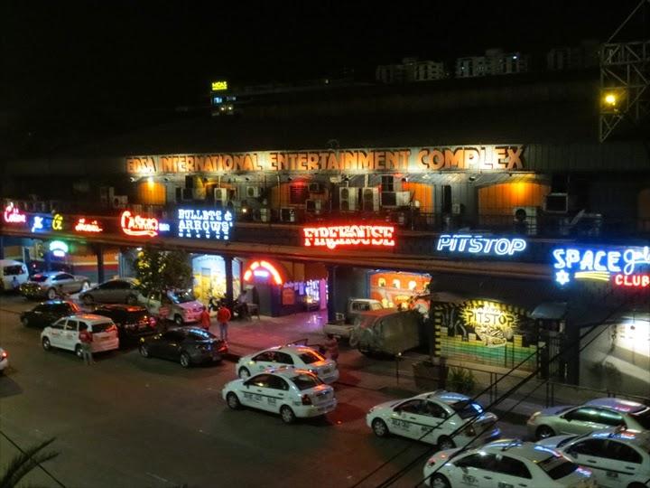 エドコンの夜 - ボッタクリタクシーがメニーメニー
