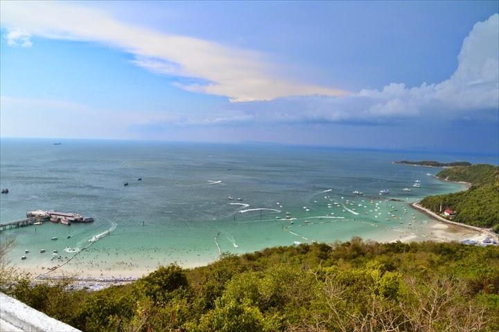 ラン島のビューポイントの絶景(2)