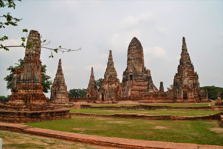 Wat Chaiwatthanaram