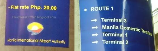 Naia terminal3 route1