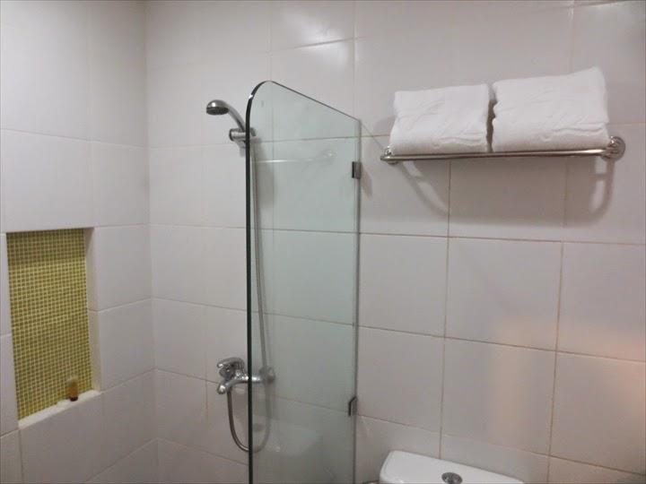 アポロニア・ロイヤル・ホテル-シャワー