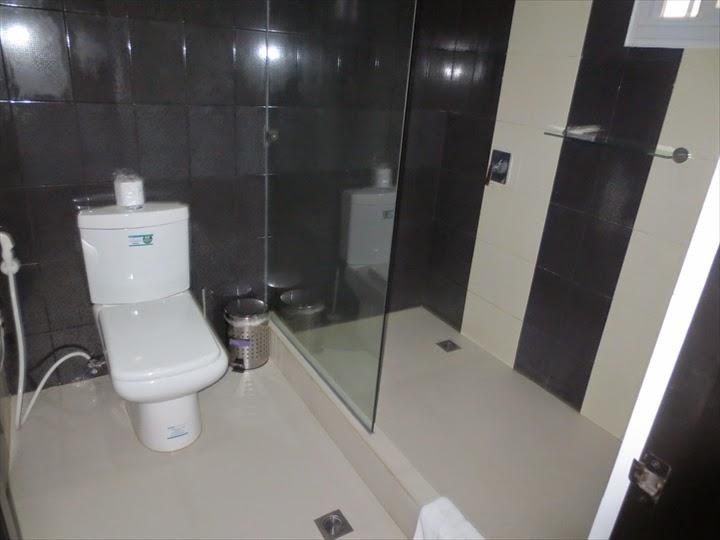 ウィンズ・ブティック・ホテル-トイレ&シャワー