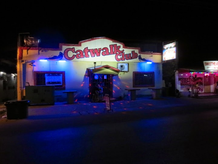 SUBIC - Catwalk Club
