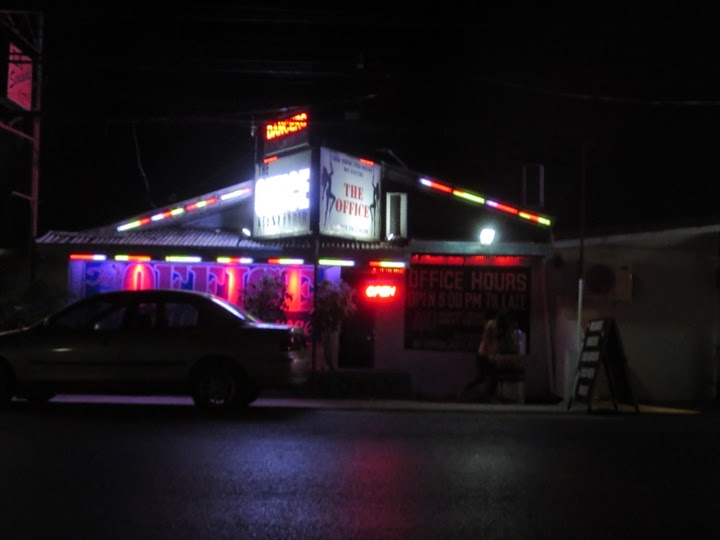 SUBIC - THE OFFICE BAR