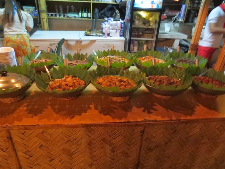 コップンコップン - ディナー用の惣菜