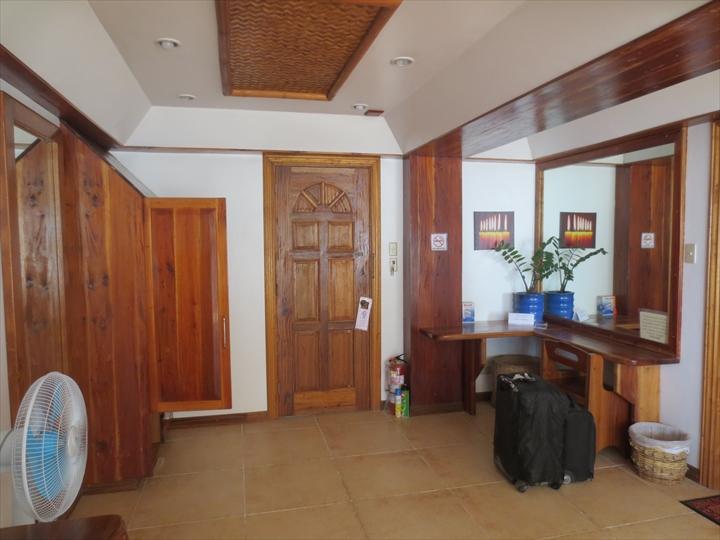 ニギ ニギ トゥー ビーチ リゾート - 入り口
