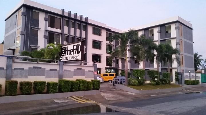 アットザパッドホテル(@thePAD HOTEL)の外観