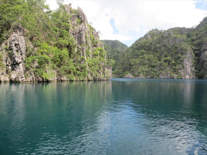 カヤンガンレイク(Kayangan Lake)(1)