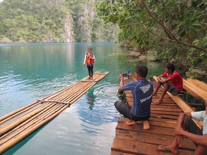カヤンガンレイク(Kayangan Lake)(2)