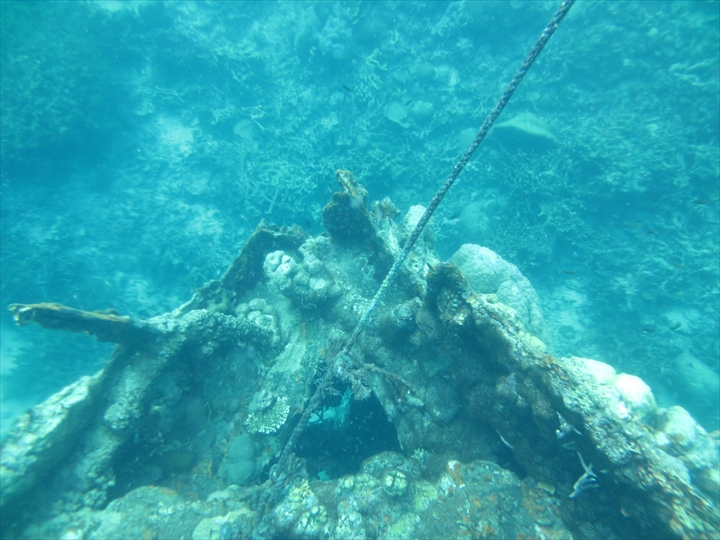 スケルトンレック (Sleleton Wreck)