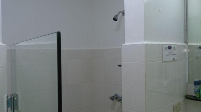 オーキッドインホテル・アンヘレス(シャワー)