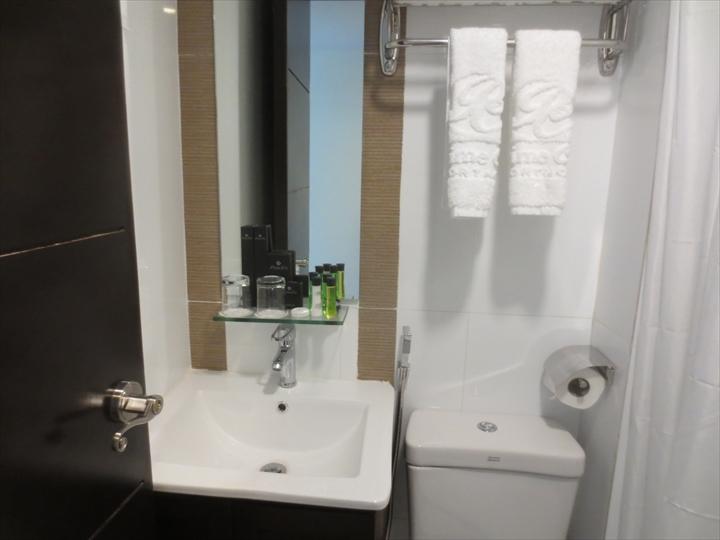 プライムシティホテル(洗面)