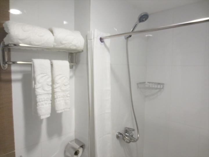 プライムシティホテル(シャワー)
