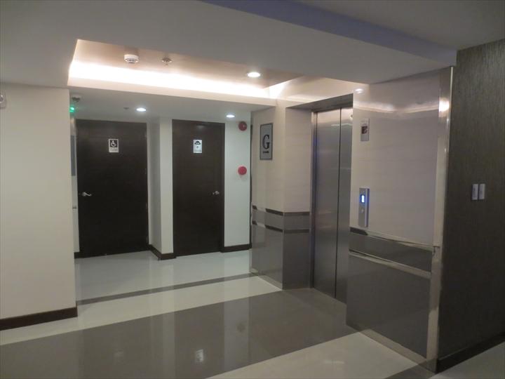 プライムシティホテル(エレベーター)