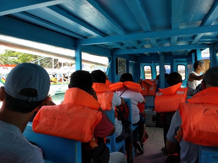 ボラカイからカリボ国際空港へ(6)