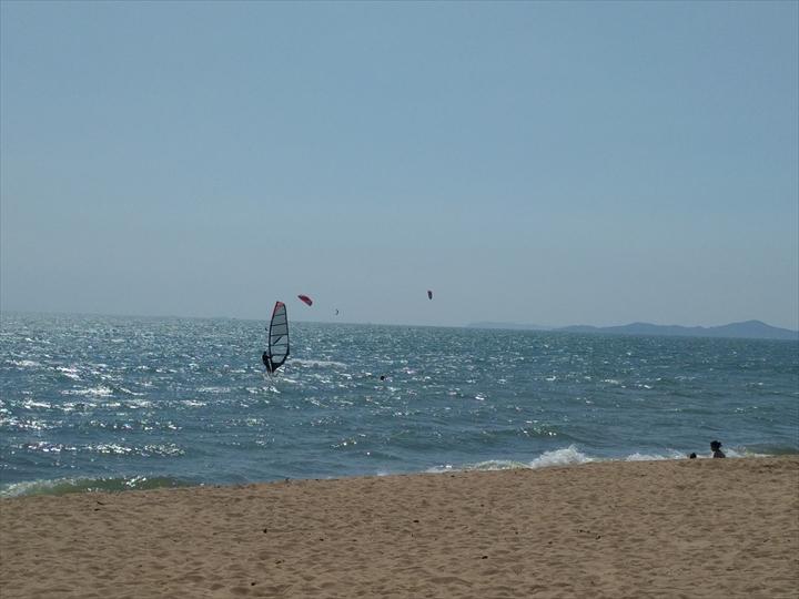 ウィンドサーフィンビーチ