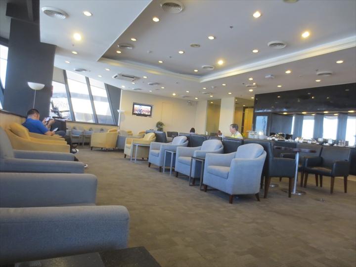 マニラ・ターミナル1のラウンジ(5)