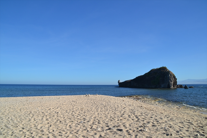 プンダキット・アイランドホッピング(カラマ島1)