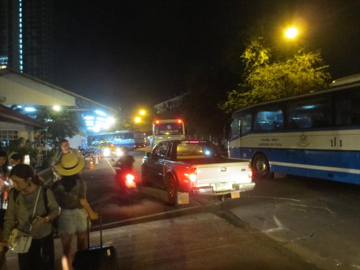 ベルトラベルでスワンナプームからパタヤへ(4)