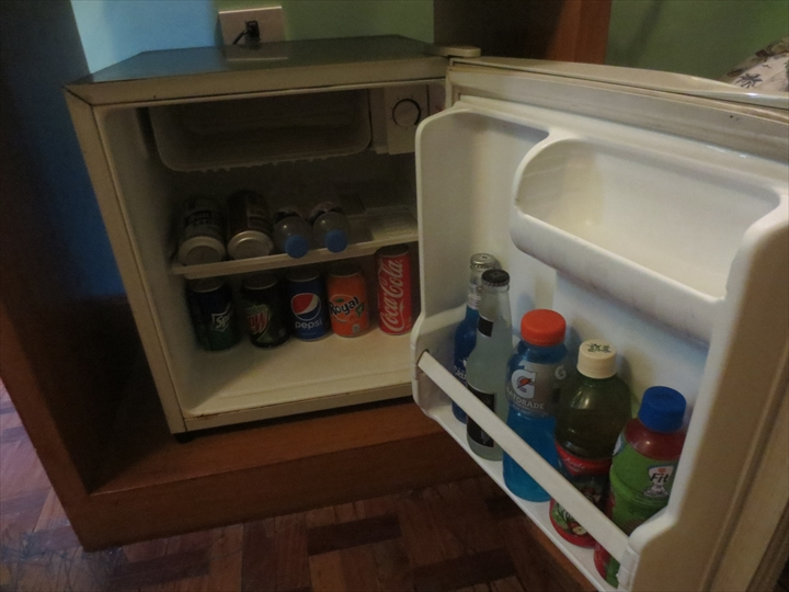 ホテル2016マニラブティック(冷蔵庫)