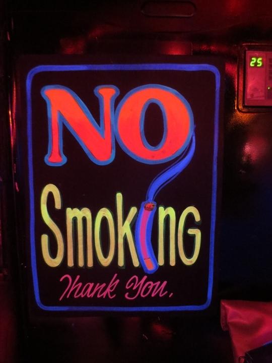 アンヘレスのバーが禁煙(2)