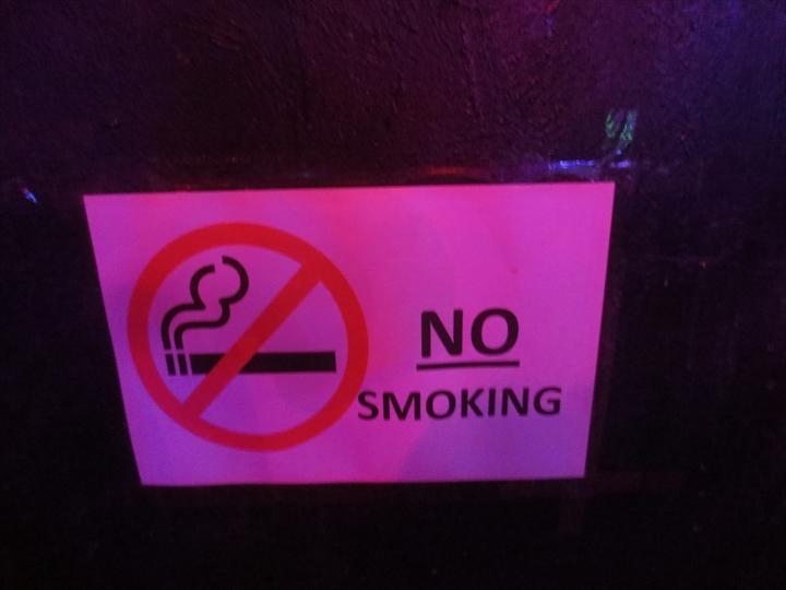 アンヘレスのバーが禁煙(4)