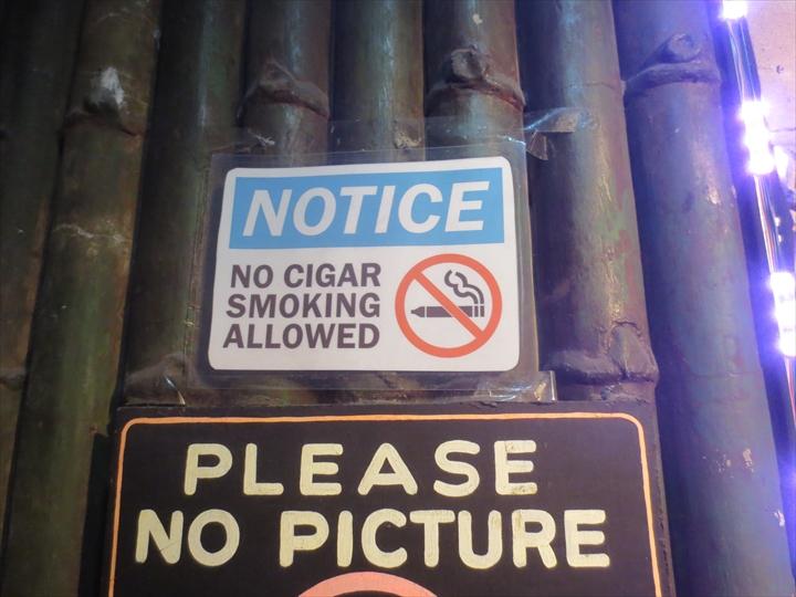 アンヘレスのバーが禁煙(7)