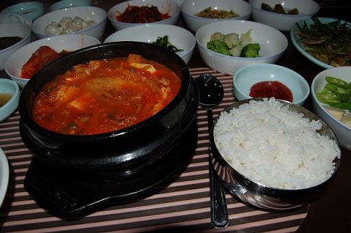 フレンドシップ方面の韓国料理店(店名不明)3