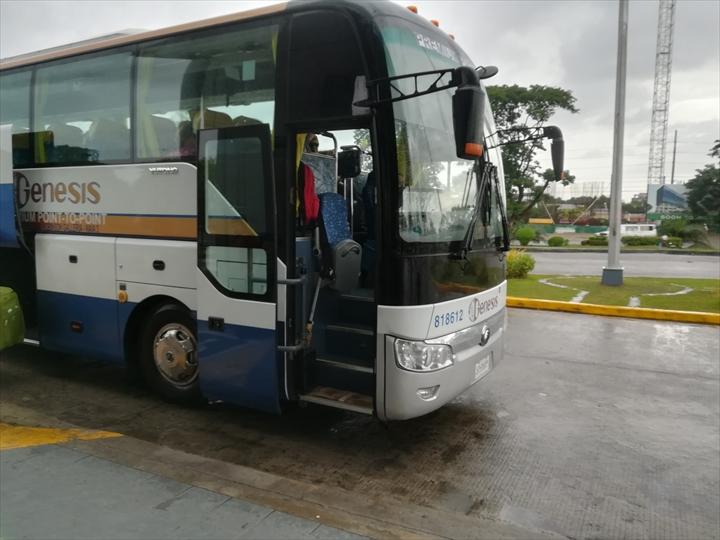 GENESIS社のP2Pバス
