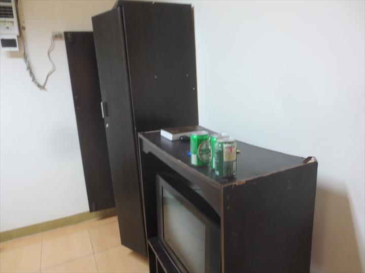 アイランドトロピックホテル(部屋の様子・テレビ/クロゼット)