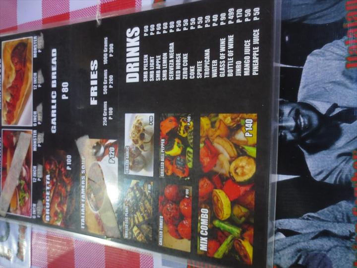 アンヘレスのピザ・パスタ・ステーキ(イタリアンカーボーイ)11