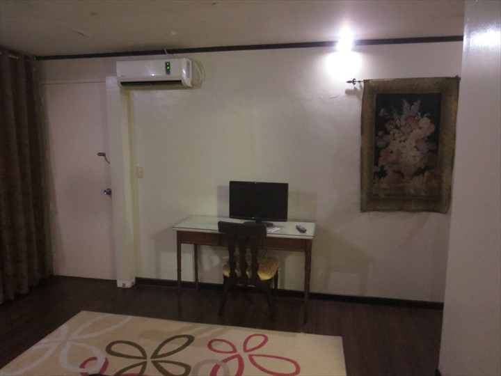 マニラ メイナー ホテル(テレビ・エアコン)