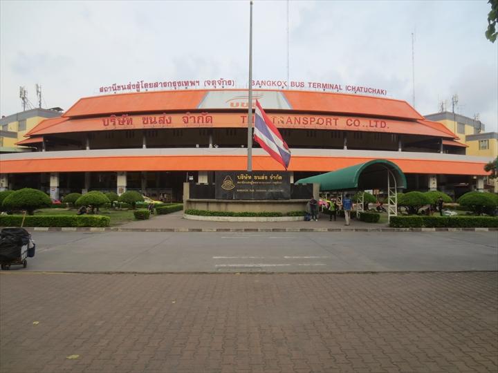 ドムアン空港からパタヤへ(6)